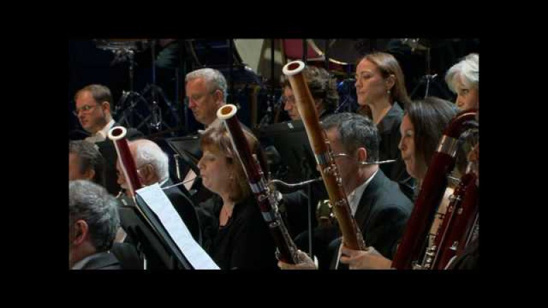 Mahler 5 Mvt 2 World Orchestra for Peace Valery Gergiev Proms 2010
