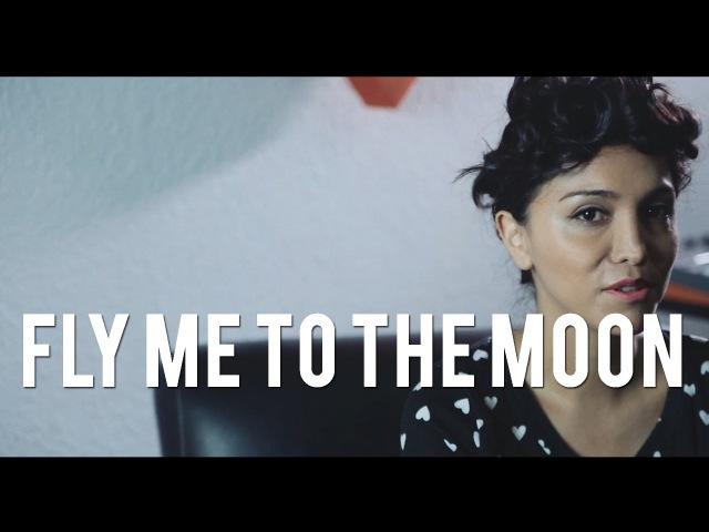 Neon Genesis Evangelion Ending Fly me to the Moon