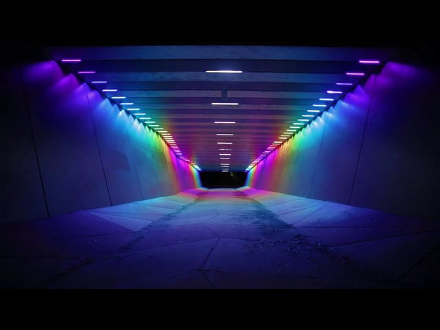 Larissa Underpass LED Lighting