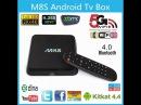 Presenting M8S 4K TV Box Android 2G RAM 8G ROM
