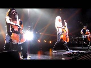 Apocalyptica - Farewell - Live at Helsinki Finland, Musiikkitalo 12.09.2011