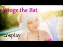 Rouge the Bat cosplay
