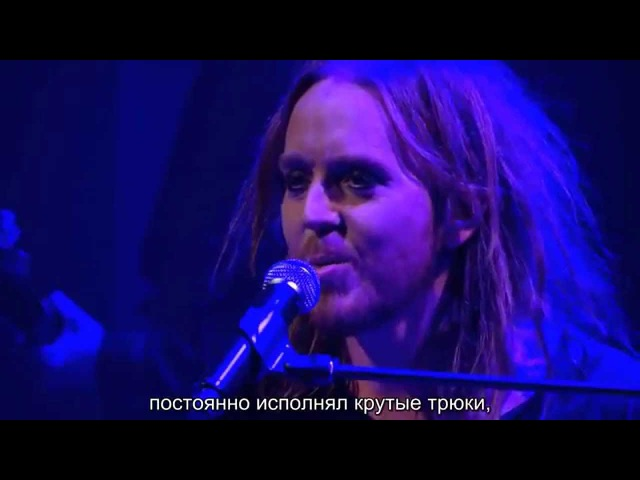 Tim Minchin Woody Allen Jesus literary rus sub by SubSisters
