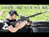 AK47 vs HK 416 vs HK G3
