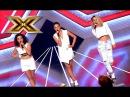 Группа Sparkle Bang Bang Jessie J Ariana Grande Nicki Minaj Х фактор 6 Шестой кастинг