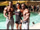 Ulisses Jr &amp Simeon Panda - Natural Bodybuilding Motivation