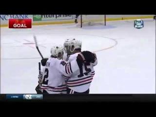 НХЛ 15-16    7-ая шайба Anisimov 14.11.15