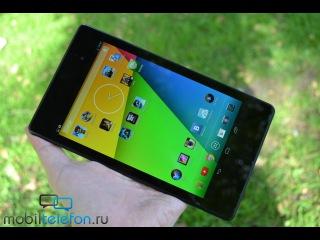 Обзор Nexus 7 2013 от Google и ASUS: лучший 7