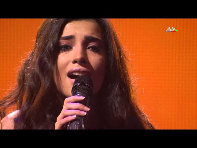 Semra Rahimli - Sev | 14 final | The Voice of Azerbaijan 2015
