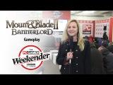 Геймплей Mount & Blade II: Bannerlord