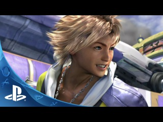 FINAL FANTASY X/X-2 HD Remaster - Lessons from Spira Trailer | PS4