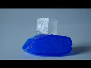 Учимся выращивать красивые кристаллы из солей! (химия)