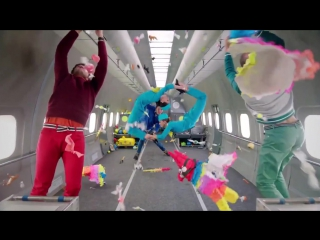 S7 Airlines   OK Go, Upside down  Inside Out