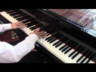 Саундтрек к аниме на пианино (Psycho-Pass. Ending 1)