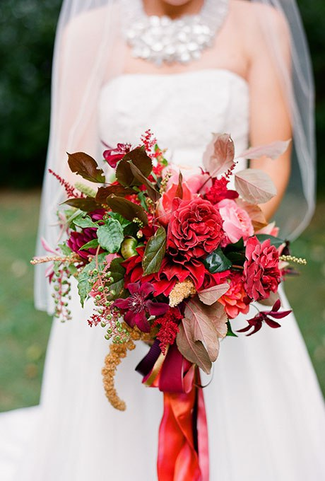 cudnVwVvDMQ - Красные свадебные букеты (25 фото)