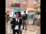 21 11 2015 Корея Аэропорт Кимпхо, вылет в Осаку