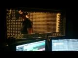 Запись нового совместного трека с участником группы