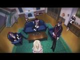 [AniDub] Diabolik Lovers (Дьявольские любовники ) - 1 серия [Lonely Dragon  Shina]