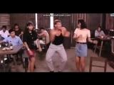 Вандам и женщина я не танцую.)))
