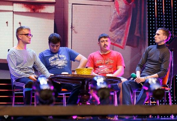 Текстовый онлайн первого полуфинала Международной Лиги МС КВН 2015.