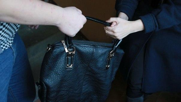 После совместной пьянки мужчина вырвал сумку у женщины и скрылся