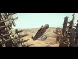 Звёздные войны Пробуждение силы/Star Wars: Episode VII - The Force Awakens (2015) Трейлер №2