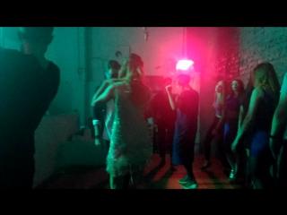 Съёмки клипа певца Dante, на песню
