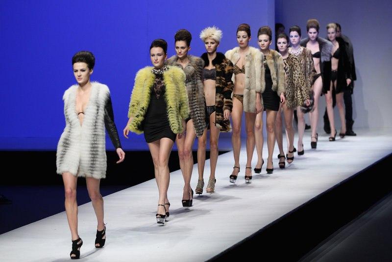 Какое пальто модно осень 2017
