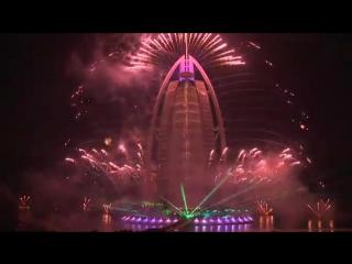 Burj Al Arab Celebrates the 42nd UAE National Day - Official Video (long)