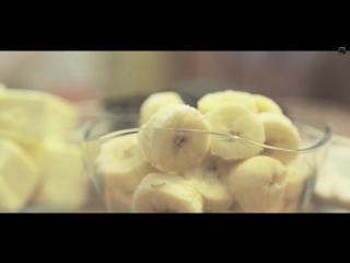 Брауни Brownies банановый.