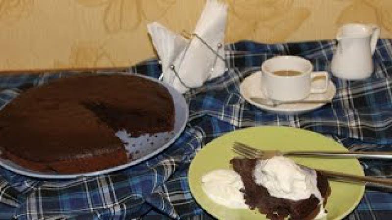 Crazy cake Сумасшедший пирог, рецепт) Просто тает во рту...