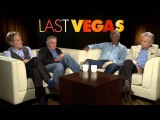 Last Vegas Michael Douglas, Robert De Niro, Morgan Freeman, &amp Kevin Kline Part 1 of 2