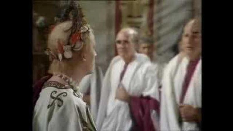 I, Claudius- Caligula speech