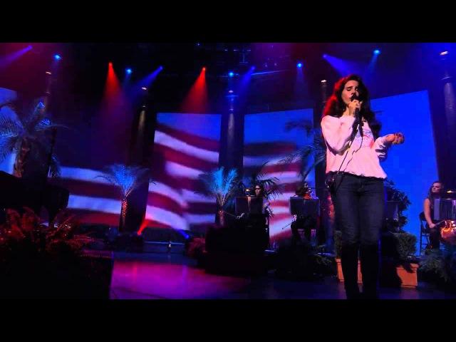 National Anthem - Lana Del Rey (live)
