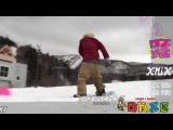 snowboard buttering basic butter snowboarding flatland tricks  how to groundtrick FTWO Takizawa