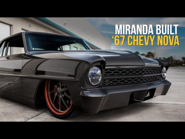 '67 Chevy Nova on e-Level   Miranda Built