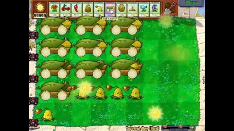 Plants vs Zombies Cheat Party
