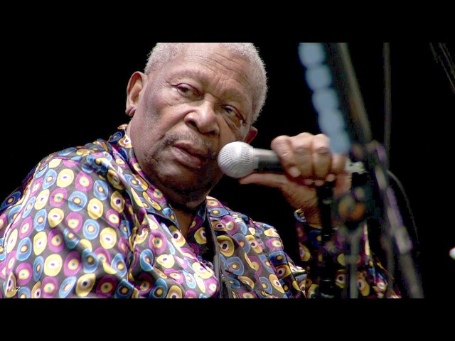 BB King Eric Clapton The Thrill Is Gone 2010 Live Video FULL HD