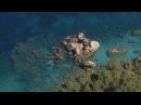 Великолепные виды на океан и инструментальная музыка
