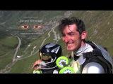 Экстрим Видео Уникальный РоллерМен быстрее мотоцикла! Смотреть!