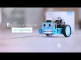 mBot - Educational STEM Arduino Robot Kit for Kids and Beginners (Promotion Video)