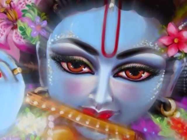 Krsnaya Vasudevaya ~ Karnamrita Devi Dasi