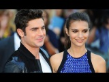 Emily Ratajkowski and Zac Efron at We Are Your Friends Premiere in London