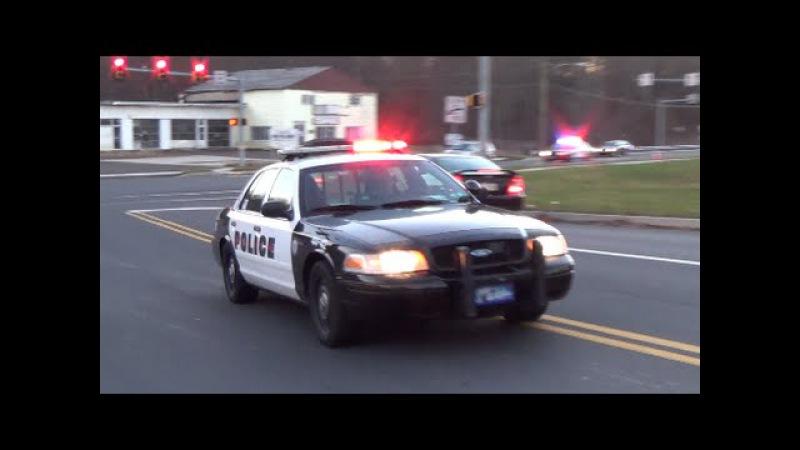 Middletown Township Police Responding.