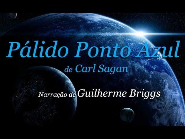 Pálido Ponto Azul, de Carl Sagan