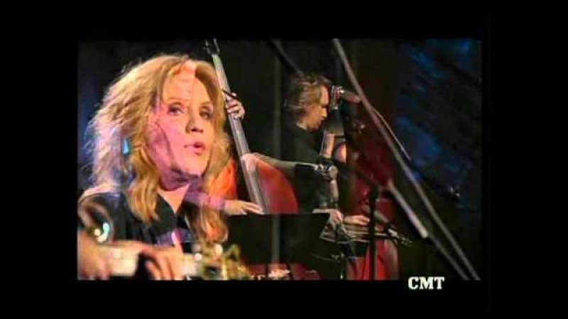 Alison Krauss Vince Gill - Tryin' To Get Over You (live_CMT Cross Country) (2nafish)