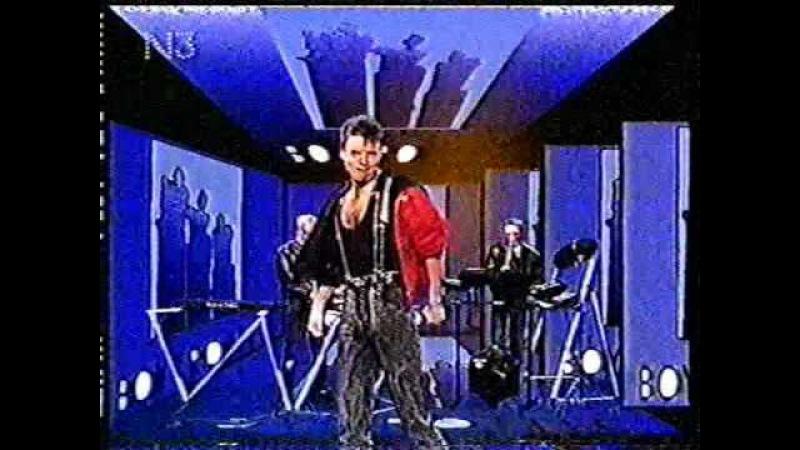 Boytronic - Dont let me down (HD Video, Audio Full Video)