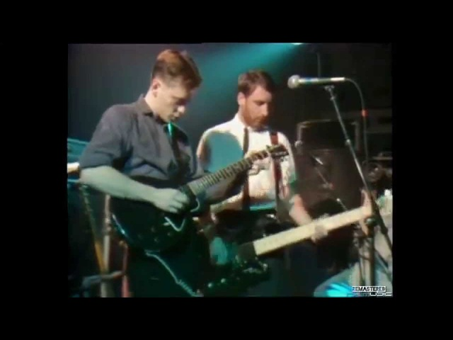 New Order - Live in Concert - New York 81 - Min.46:16 - Remastered - HD [ 18.11.1981, New York ]