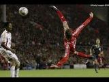 Самый красивый гол за всю историю мирового футбола! Прикол!