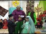 Leylek ushaq bagcasinda Novruz bayrami- azeri qrup